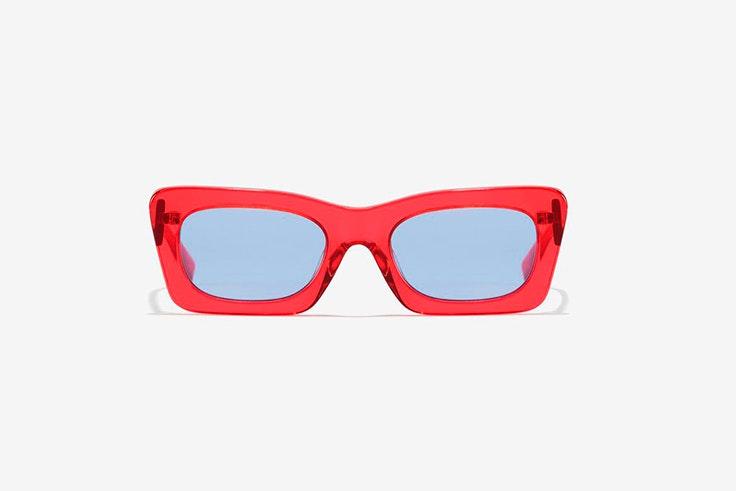 gafas de sol rojas hawkers