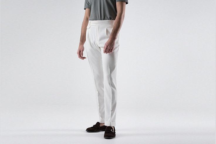 pantalon puro ego el estilo de Manuel Ordovás