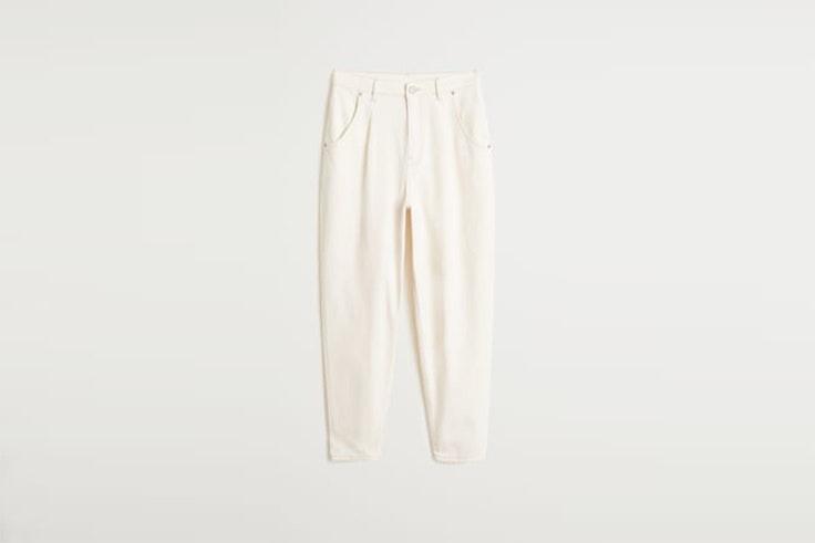pantalon mango el estilo de Mirian Pérez