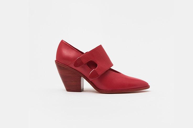 zapatos bimba y lola fashion week