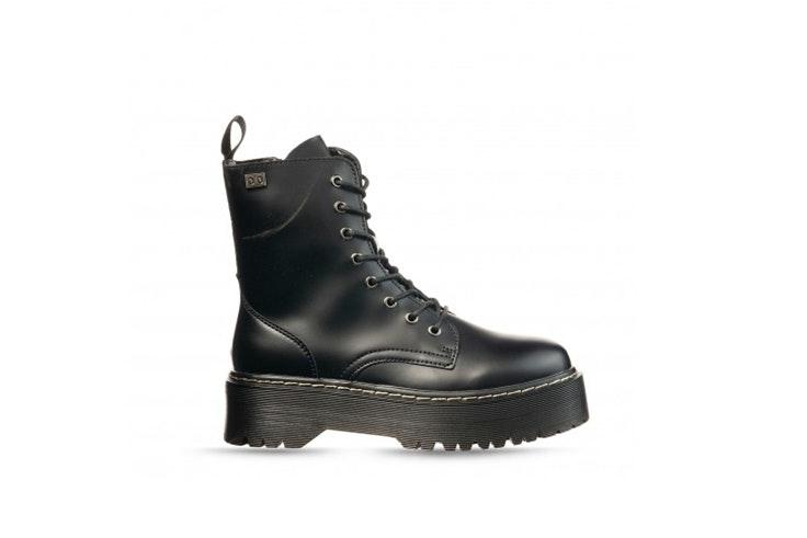 bota militar rock and shoes