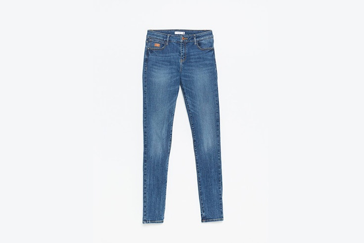jeans skinny vaqueros sfera