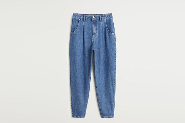 slouchy jeans mango vaqueros
