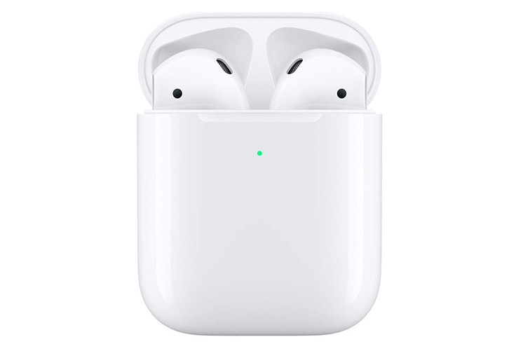 Auriculares inalámbricos APPLE Airpods blanco (169,99€).