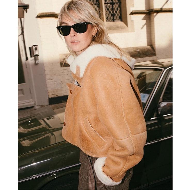Camille Charriere abrigos de las influencers