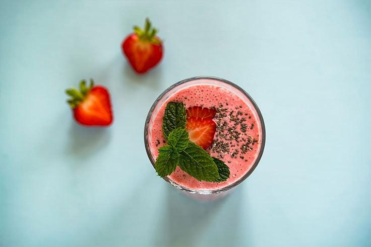 recetas-smoothie-fresa