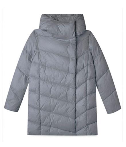 abrigo acolchado