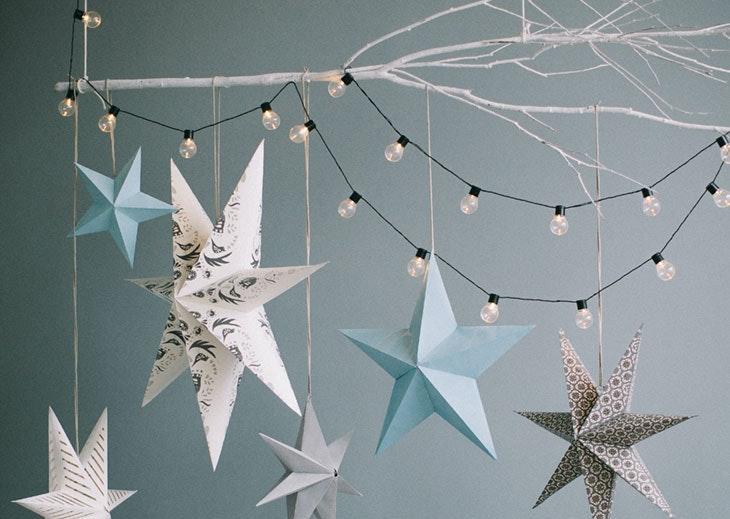 decoración de Navidad fácil