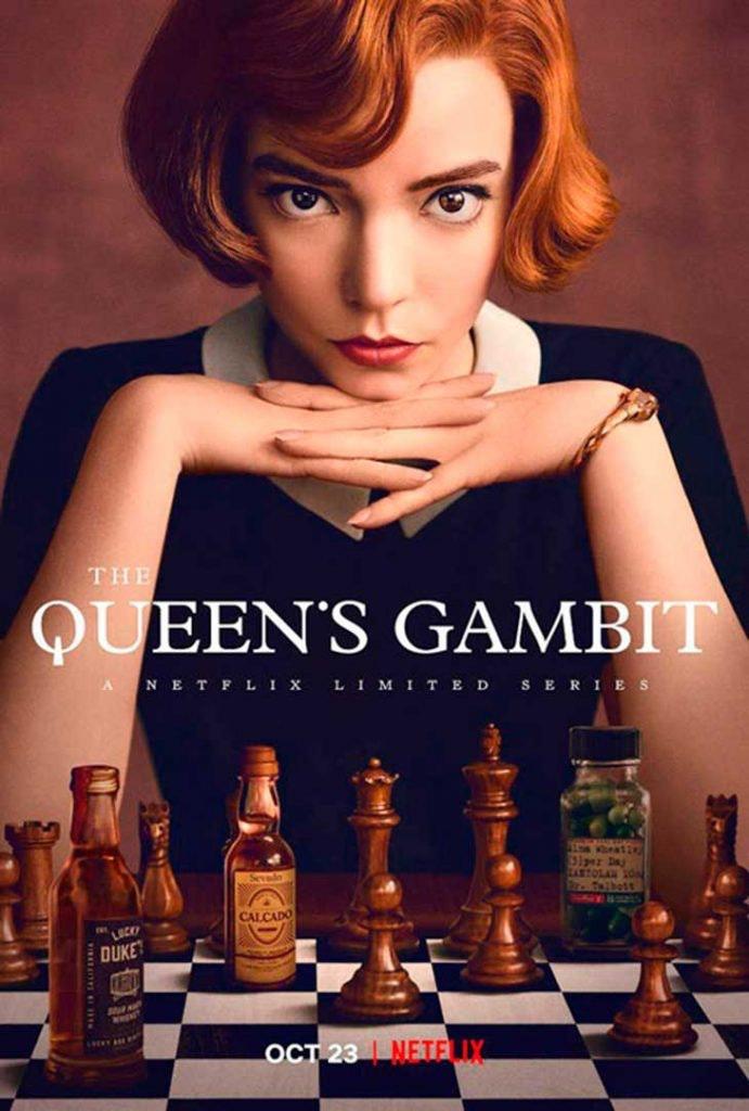 serie moda ajedrez