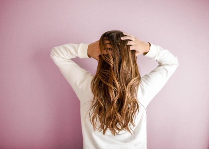normal cae pelo
