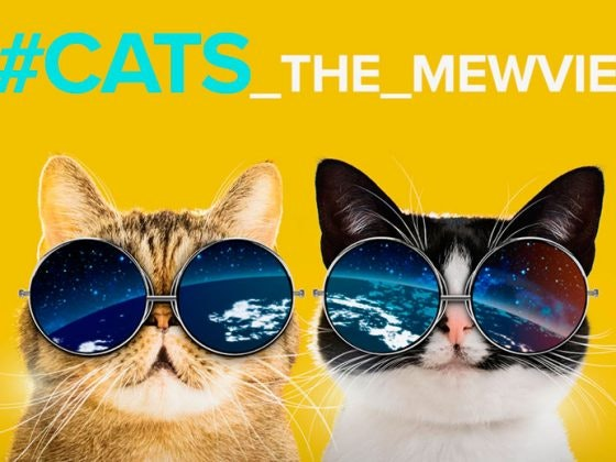 'Cats The Mewvie'