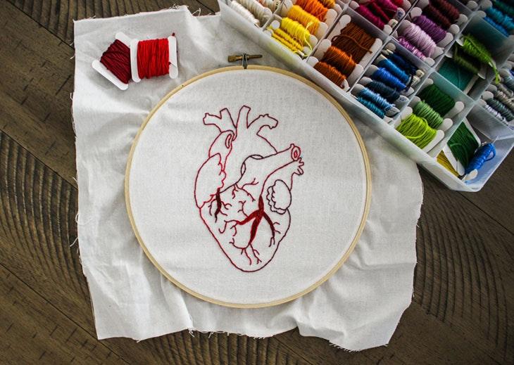 costura bordados