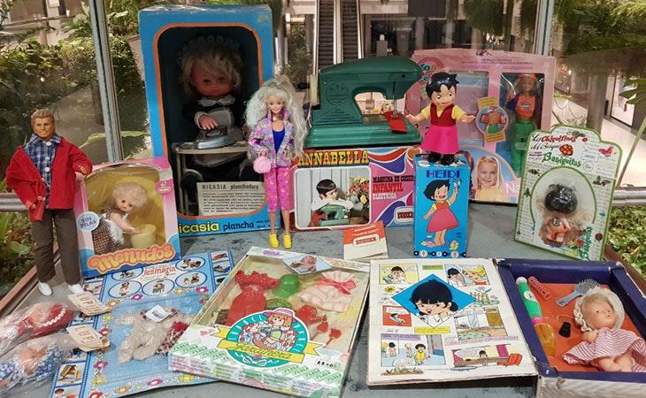 juguetes con historia