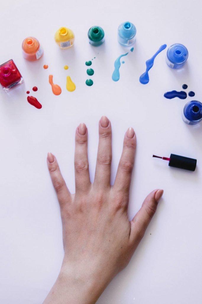 lacas uñas favoritas
