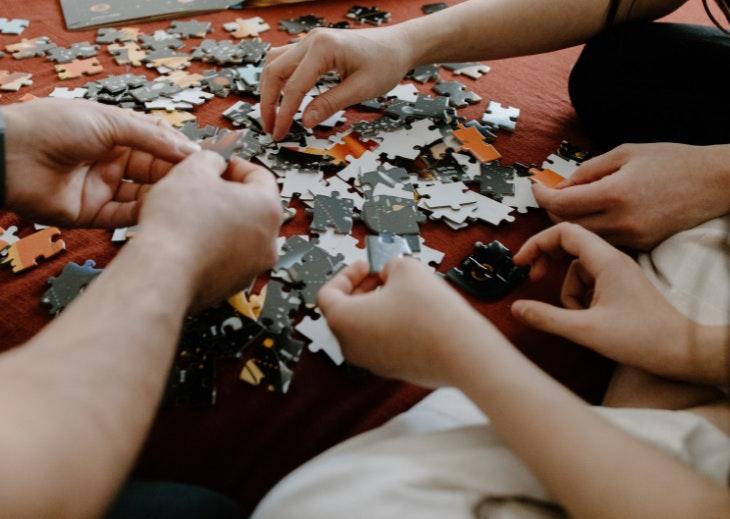 beneficios puzles niños
