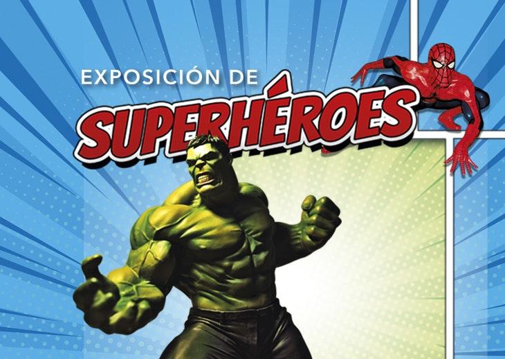superheroes luz del tajo