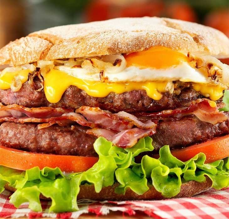 hamburguesa luz del tajo