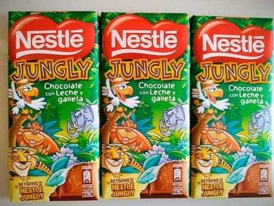 jungly chocolate