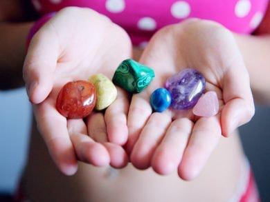poder piedras naturales