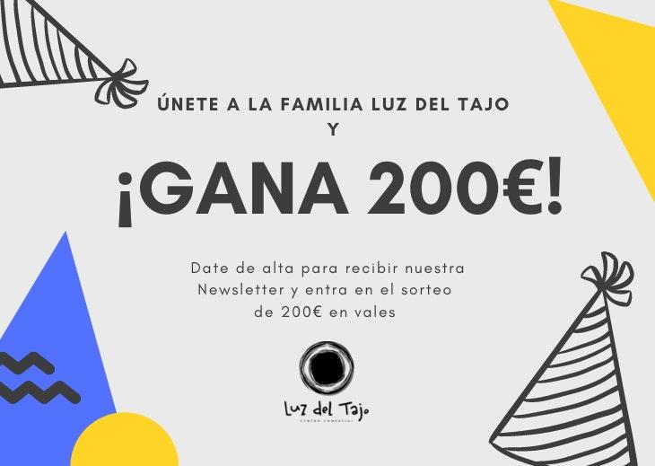 sorteo 200 euros