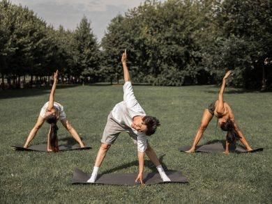 ejercicio aire libre