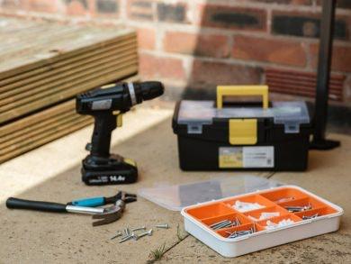 kit básico herramientas