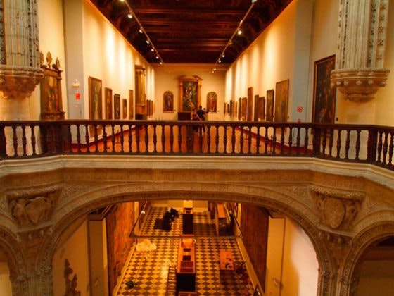 museo santa cruz toledo
