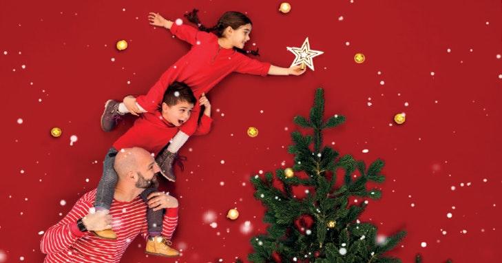 Chegada do Pai Natal