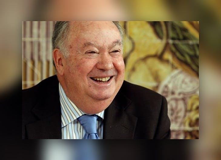Alberto João Jardim no seu centro!