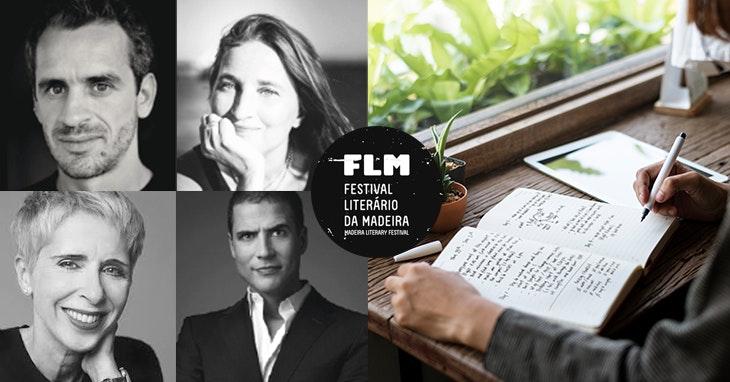O Festival Literário da Madeira está de volta!