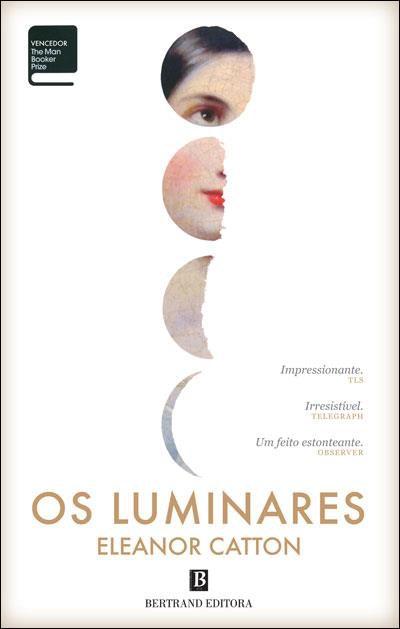"""""""Os Luminares"""", de Eleanor Catton, 22,20€"""
