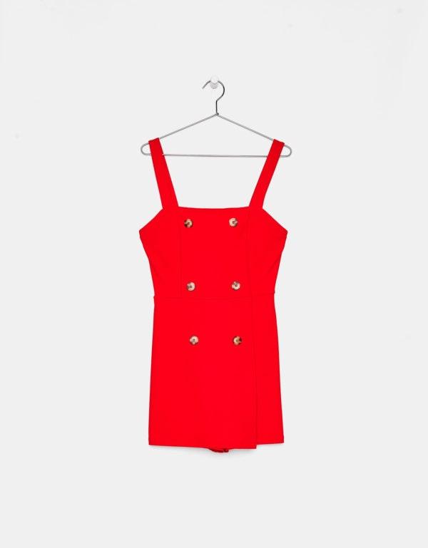 Vestido, Bershka, 19,99€