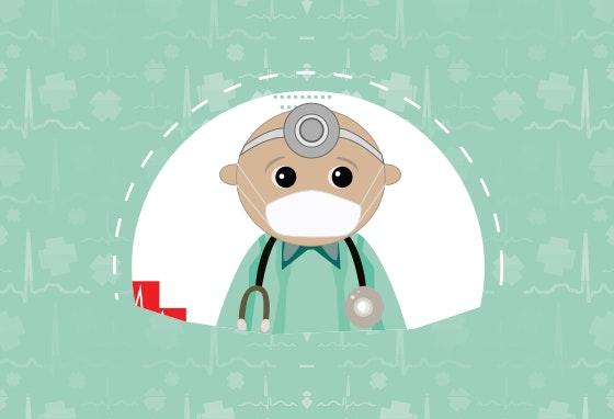 Clínica do Dói-Dói: a medicina trocada por miúdos