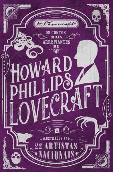 """Ilustrada por 22 artistas nacionais, esta edição de colecionador reúne vários contos do tão famoso escritor de terror Lovecraft. Citação: """"Arthur Munroe estava morto. E o que restava da sua cabeça esmagada e cortada, já não era um rosto"""". Preço: 24,40€"""