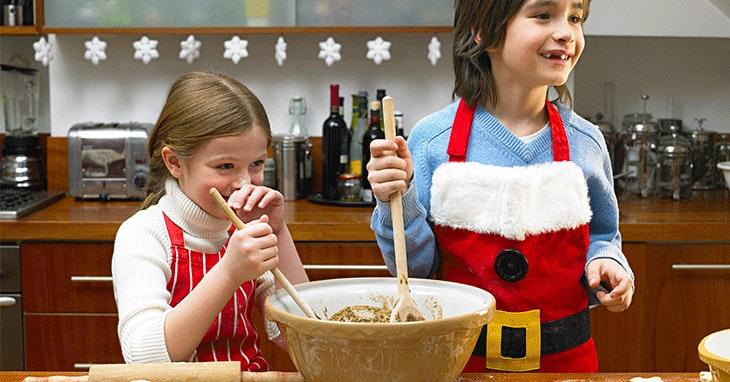 Cozinha do Pai Natal