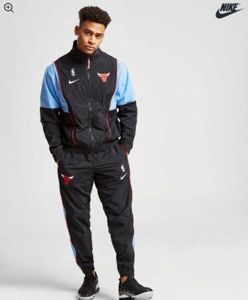 Nike Chicago Bulls Tracksuit