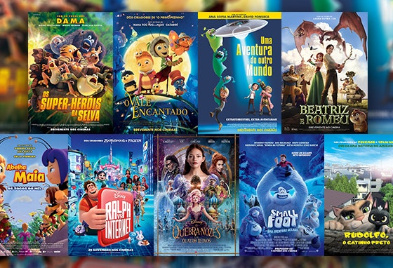 Cinema Infantil: as melhores animações em 2019!