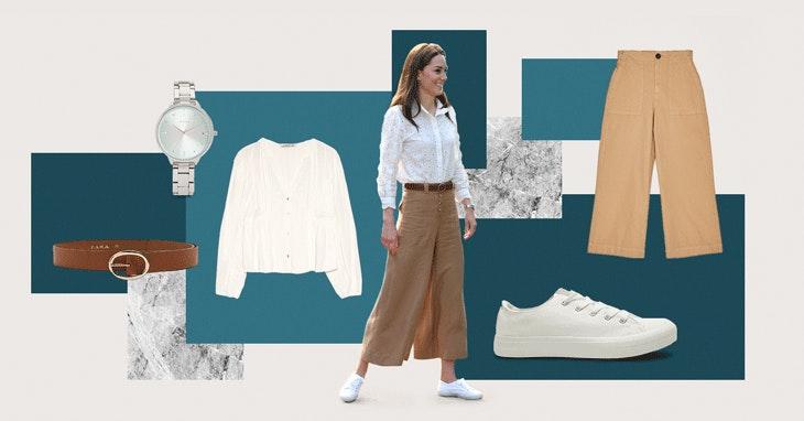como-usar-cullotes-moda-tendencias-verao-kate-middleton