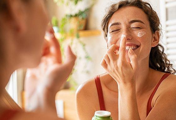 cuidados de rosto