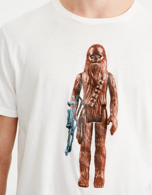 T-shirt Star Wars Chewbacca | 14,99€