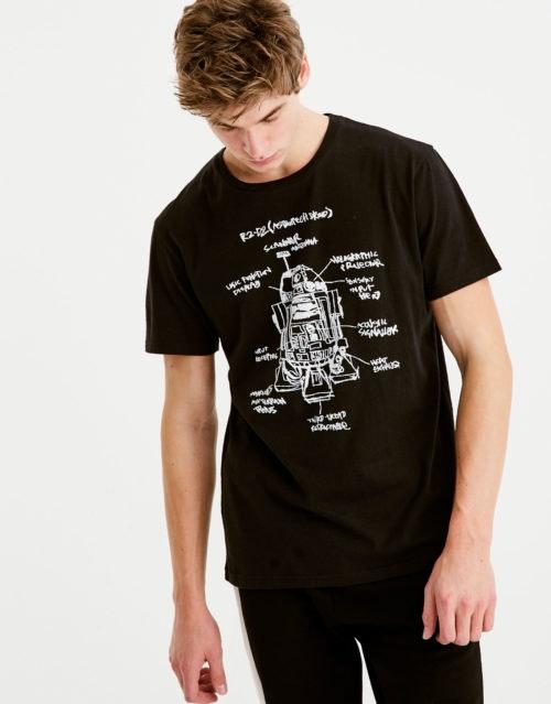 T-shirt Star Wars R2D2 | 14,99€