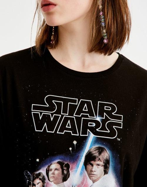 T-shirt Star Wars cartel | 12,99€