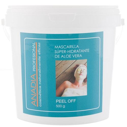 Máscara hidratante com aloe vera, Pluricosmética, 48€