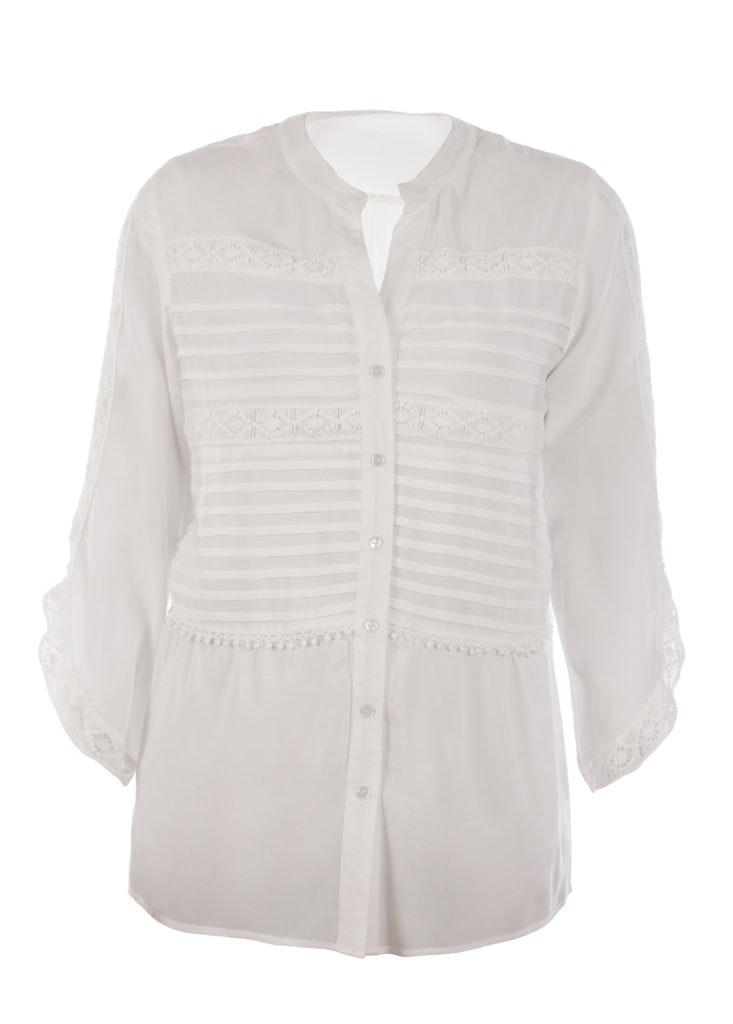 Blusa Branca, 29,99€