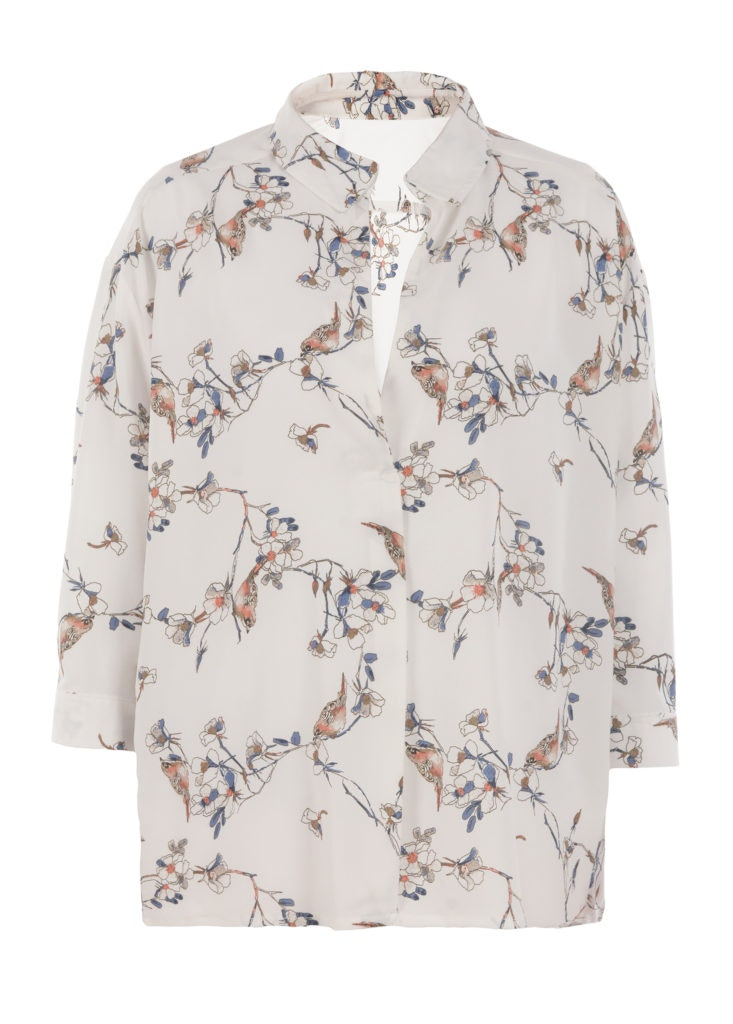 Blusa Flor, 26,99€