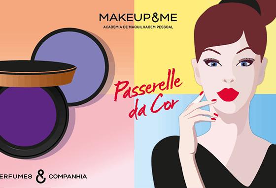 Recrie um look de passerelle na Perfumes&Companhia