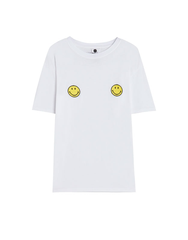 Pull&Bear, T-shirt, 14,99€