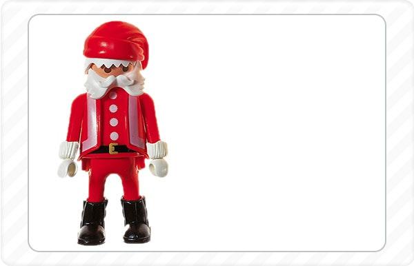 1995 - O primeiro Pai Natal.