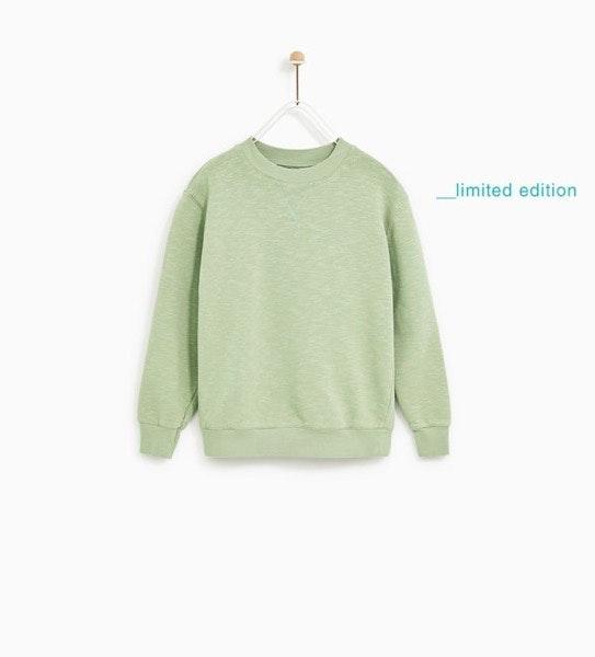 Camisola Zara, 12,95€