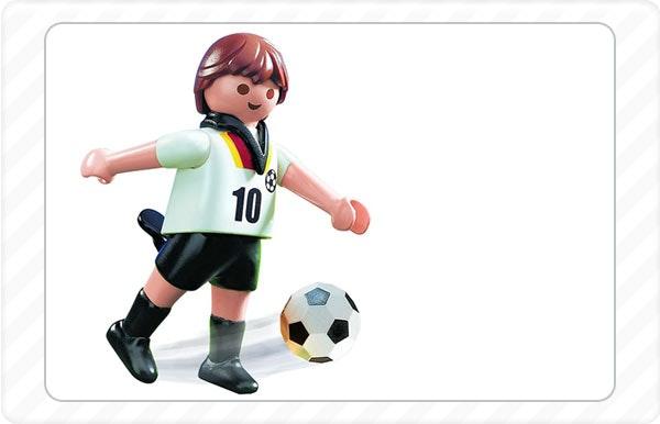 2006 - O futebol chega à Playmobil